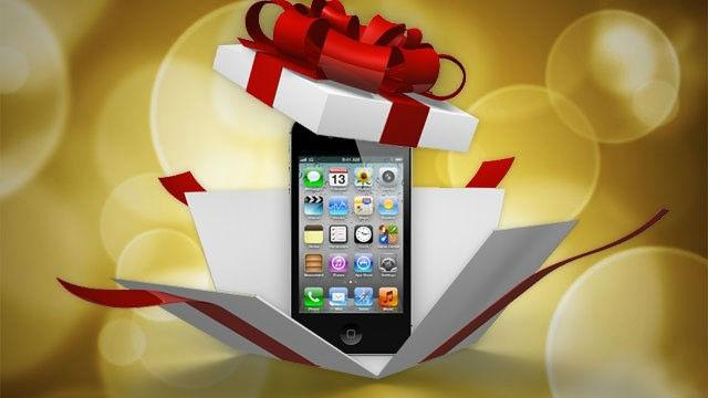 Айфон 7 подарок