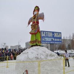 Масленица в Тобольске. Фоторепортаж и видео.