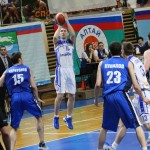 Тобольские баскетболисты дважды проиграли в Барнауле