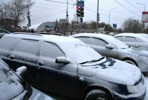 В Тюменской области наряды ДПС переведены в усиленный режим из-за снегопада