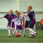 Юные тюменские футболисты остановились в шаге от поездки в Лондон