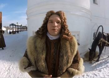 Как я в кино снимался. Видео от Евгения Новосёлова о съемках фильма «Тобол»