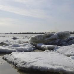 Ледоход в Тобольске ожидают в ближайшие дни
