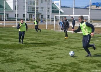 ФК «Тобол» продолжает подготовку к новому чемпионату