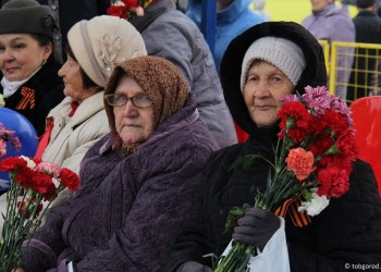 День Победы в Тобольске отметят митингами, концертами и полевой кухней