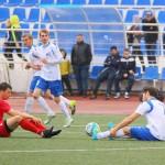 Футбольный клуб «Тобол» уступил лидеру чемпионата
