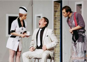Лучшие спектакли России вновь покажут в Тобольске