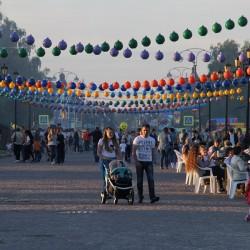 430 лет Тобольску: праздничный трехдневный марафон