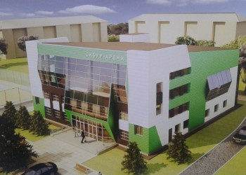 В Тобольске построят новый бассейн, спорткомплекс и молодежный центр