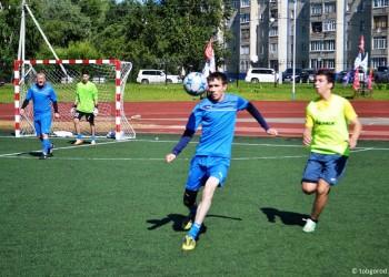 В день города тоболяки пройдут футбольный квест и сыграют в офисный баскетбол