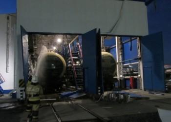 В Тобольске произошел взрыв на предприятии «СГ- Транс», пострадали три человека