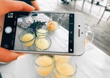 Тюменцы стали чаще фотографироваться на смартфоны