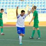 Тобольские футболисты одержали победу в речном дерби