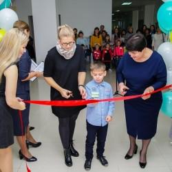 В тобольском пединституте открыли образовательный детский центр Евросад