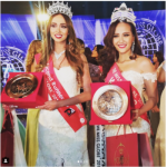 Тоболячка стала вице-мисс на конкурсе «Мисс Земля — 2017»
