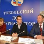 Новый автобусный маршрут пустят к пригородному поезду Тобольск-Тюмень