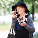 Самые интернет-активные бабушки и дедушки живут в Югре и на Ямале