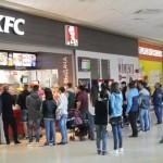 Второй ресторан KFC откроется в Тобольске