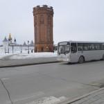 Новый автобусный маршрут в Тобольске свяжет вокзалы и аэропорт