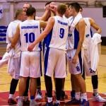 Тобольские баскетболисты дважды уступили в Курске