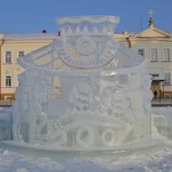 Горка для взрослых и буквы «Я люблю Тобольск» появятся в ледовом городке