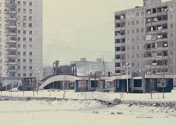 Дворы нашего города: шестой микрорайон