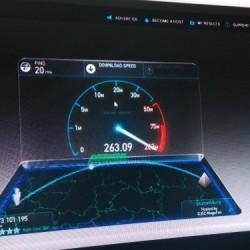 МегаФон» продемонстрировал самый быстрый мобильный интернет в России