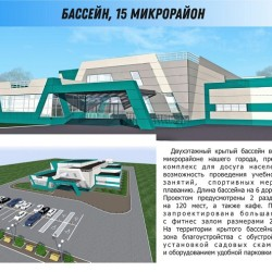 Тоболяки проголосовали за строительство нового бассейна