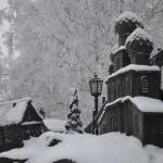 Провожаем зиму. 15 фотографий снежного Тобольска