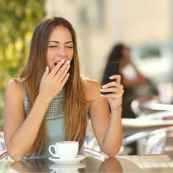 Тюменки предпочитают просыпаться под мобильное приложение