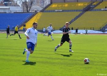 Тобольский ФК «Тобол» упустил победу в Тюмени. Фоторепортаж