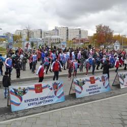 Тоболяков приглашают на массовую зарядку, биатлон и баскетбол