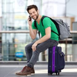 В ожидании рейса гости аэропорта «Рощино» летают в интернете