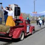 Тоболяки встретили Первомай праздничным шествием. Фото и видео