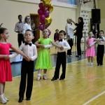Турнир по танцевальному спорту «Алый парус» в Тобольске