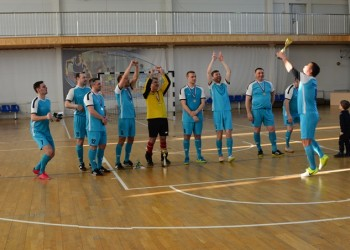 В Тобольске завершился мини-футбольный сезон. Фото