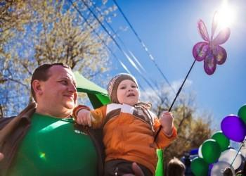 МегаФон поможет тюменцам не потеряться на праздничном параде