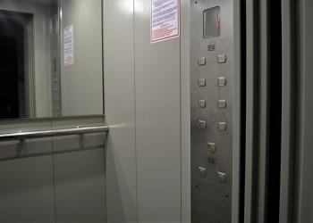В тобольских домах установили современные лифты