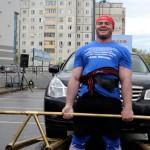 Силовой экстрим в Тобольске. Фото и видео