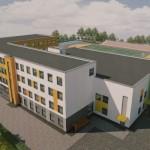 В Тобольске началось строительство новой школы