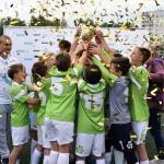 Хороший футбол в Тобольске. Фоторепортаж.