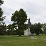 В Тобольске благоустроят Александровский сад и Базарную площадь