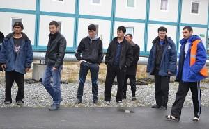 В Тобольске стало меньше мигрантов