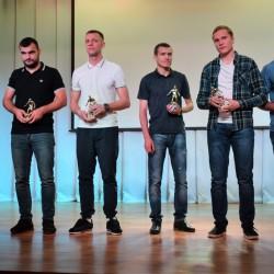 В Тобольске состоялось закрытие летнего футбольного сезона