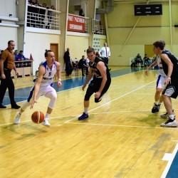 БК Нефтехимик» обменялся победами в краснодарскими баскетболистами