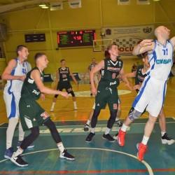 БК «Нефтехимик» провел первые домашние матчи в новом чемпионате. Фото и видео.