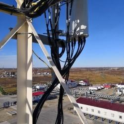 Связисты включили 4G на самом северном нефтепромысле России