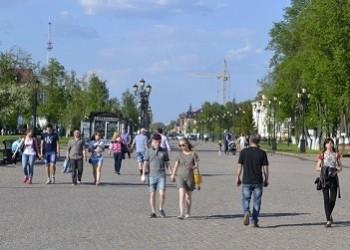 Тобольск посетили 300 тысяч туристов