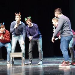 Команда «Филип Моррис» выиграла путевку на фестиваль КВН в Сочи. Фото