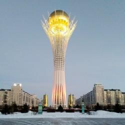 Тоболяки вдали от дома: Казахстан. Астана